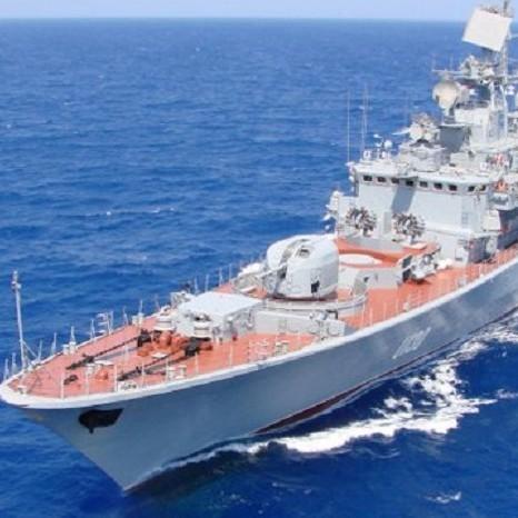 На знеструмленому миколаївському заводі відремонтували ракетний корабель