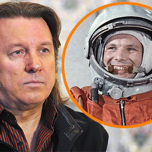 Юрію Лозі довелося виправдовуватися за критику космонавта Гагаріна