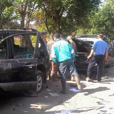 У поліції розповіли подробиці стрілянини через бурштин на Житомирщині