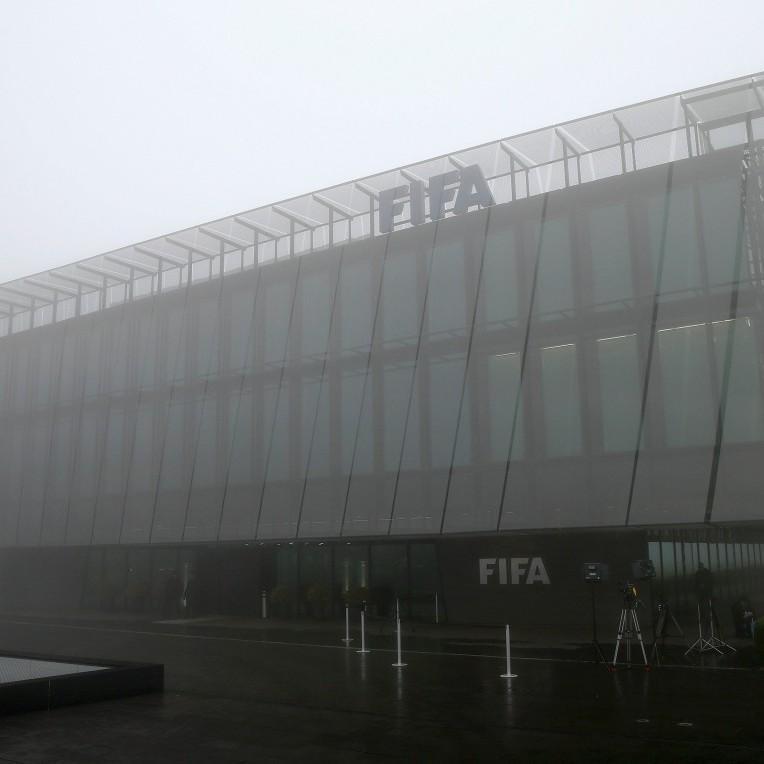 У штаб-квартирі ФІФА пройшли обшуки