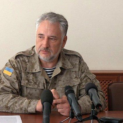 Жебрівський оголосив завершення декомунізації на Донеччині