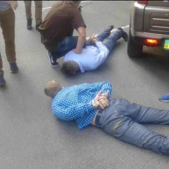 На Миколаївщині зі стріляниною затримали заступника голови ОДА та його спільників (фото, відео)