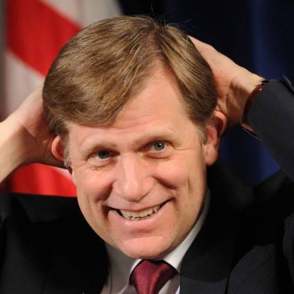 Колишній американський посол потролив росіян (відео)