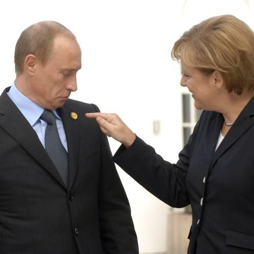«Росія - загроза для континенту»: Німеччина визнала РФ суперником