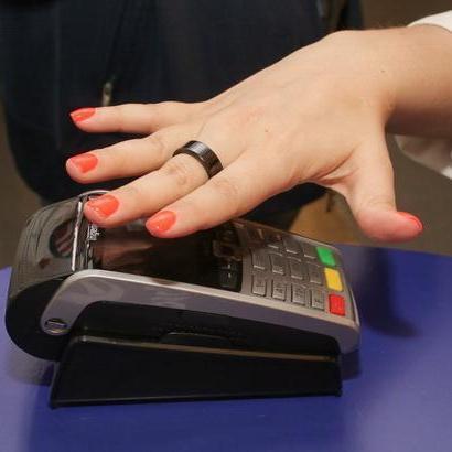 Володар кільця: Visa представила інноваційний платіжний пристрій