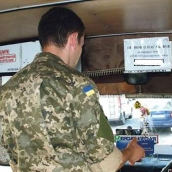Водія маршрутки, який відмовився везти учасників АТО, чекає військкомат