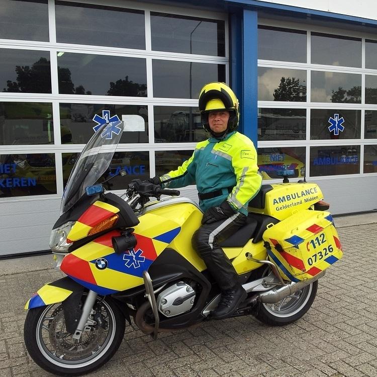 Лікарів пересадять на сучасні мотоцикли