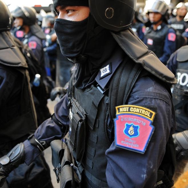 У Таїланді людей розстріляли під час перегляду матчу з боксу