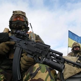 На Донеччині сили АТО взяли у полон бойовика