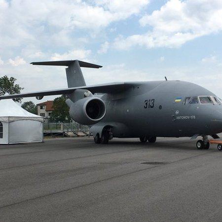 Азербайджан закупить українські літаки Ан-178 (ВІДЕО)