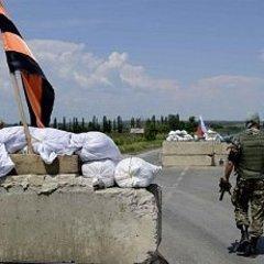 Бойовики облаштували додаткові блокпости біля Донецька