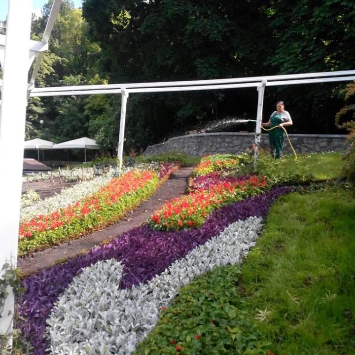 Співоче поле запрошує киян на виставку квітів «Місто майбутнього»
