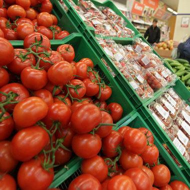 Туреччина повністю припинила експорт фруктів і овочів в Росію