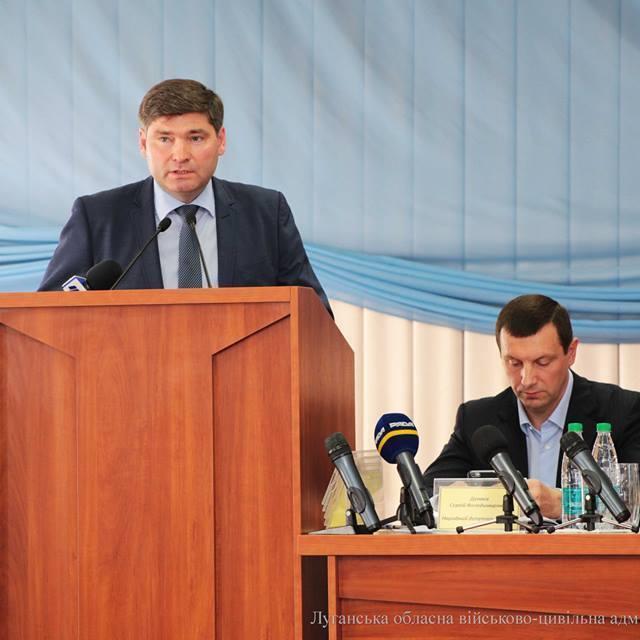 На Донбасі на виїзному засіданні Комітету зі свободи слова виступили сепаратисти