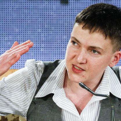 Савченко відзвітувала, як заробила близько 400 тис гривень за минулий рік