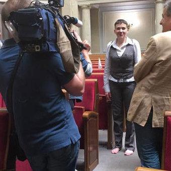 У «Батьківщині» неоднозначно відреагували на заяву Савченко співпрацювати з «ДНР/ЛНР»