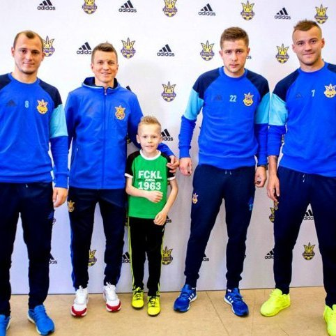 Найпопулярніший 8-річний український вболівальник поїде на Євро-2016