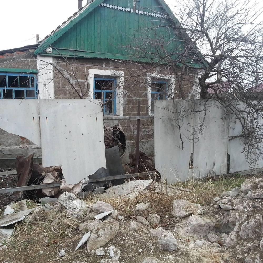 Бойовики обстріляли житловий сектор в Авдіївці, є постраждалий