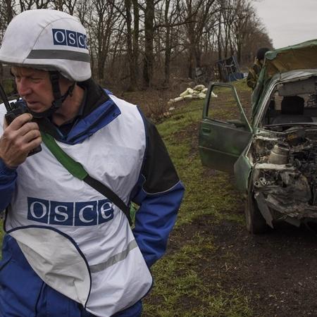 Представники ОБСЄ шпигують на користь бойовиків - Тимчук