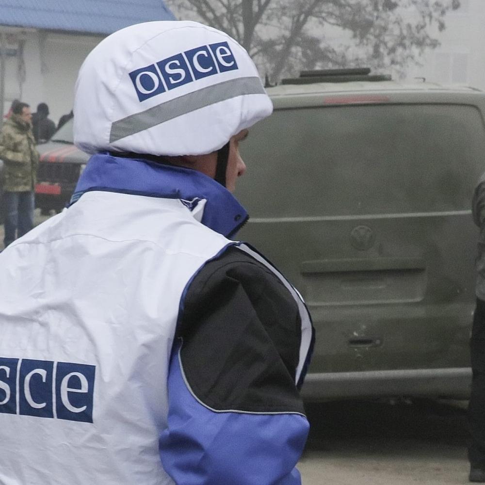 Зниклий водій ОБСЄ може бути в Донецьку