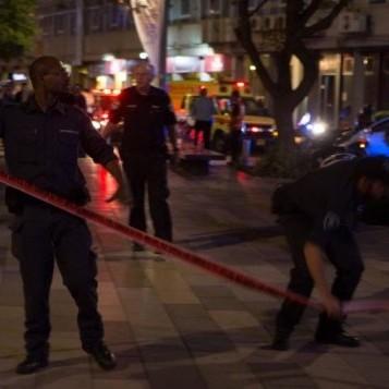 У центрі Тель-Авіва терористи влаштували стрілянину (відео)