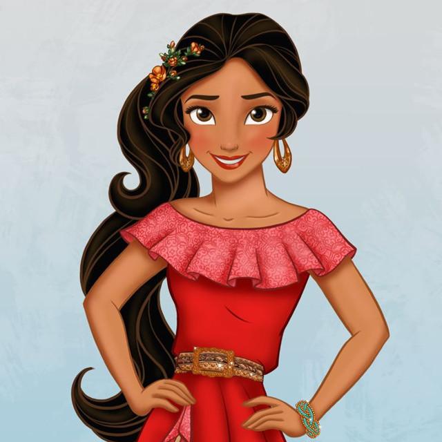 Принцеса-латиноамериканка: сюрприз від Disney