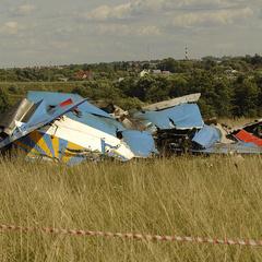 З'явились основні версії катастрофи військового літака в Підмосков'ї