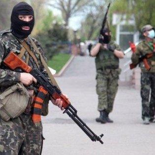 У Горлівці сталася паніка серед терористів