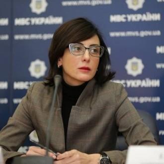 Деканоїдзе спростувала інформацію про звільнення поліцейських через гей-парад