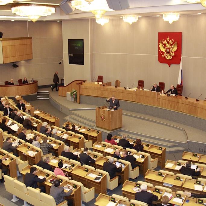 У Держдумі заблокували закон про надання громадянства жителям Донбасу