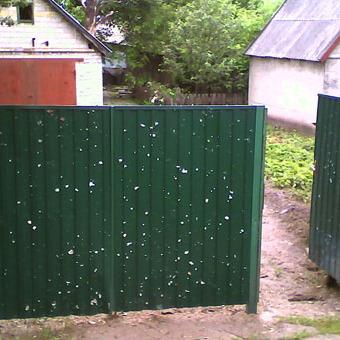 Бойовики із боку Горлівки обстріляли житловий сектор під Торецьком (фото)