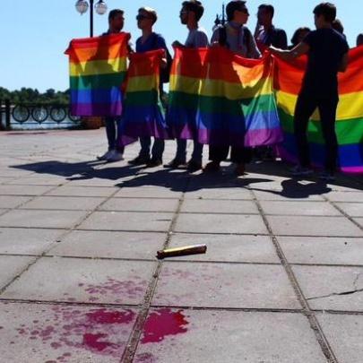 У МВС кажуть, що група людей готує провокації на гей-параді