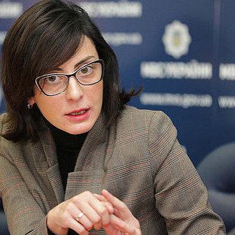 Деканоїдзе закликала киян співпрацювати з поліцією 12 червня