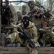 Протягом дня ворог обстріляв укріплення сил АТО понад два десятки разів
