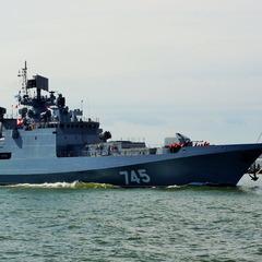 Кримські окупанти ледь не потопили свій фрегат за 500 мільйонів доларів, - ЗМІ