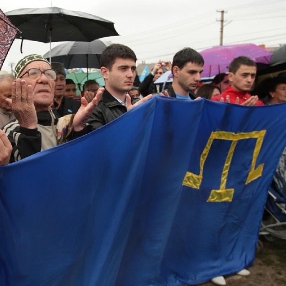 У Росії створять свою автономію кримських татар