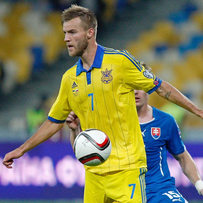 Ярмоленко висловився щодо матчу проти Німеччини на Євро-2016