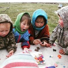 У тундрі відкрився кочовий дитячий садок