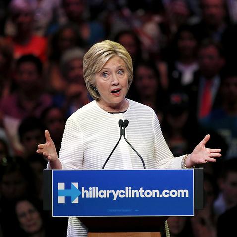 Сутичка з Трампом дозволила Клінтон встановити рекорд в інтернеті