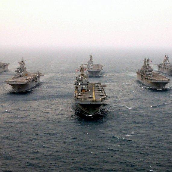 Росія погрожує відповіддю на візит кораблів ВМС США до Чорного моря