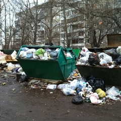 У Москві створять карту смітників, де можна попоїсти