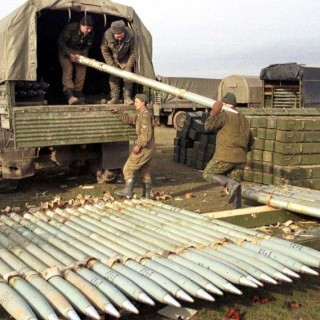 З Росії бойовикам привезли 400 тонн боєприпасів
