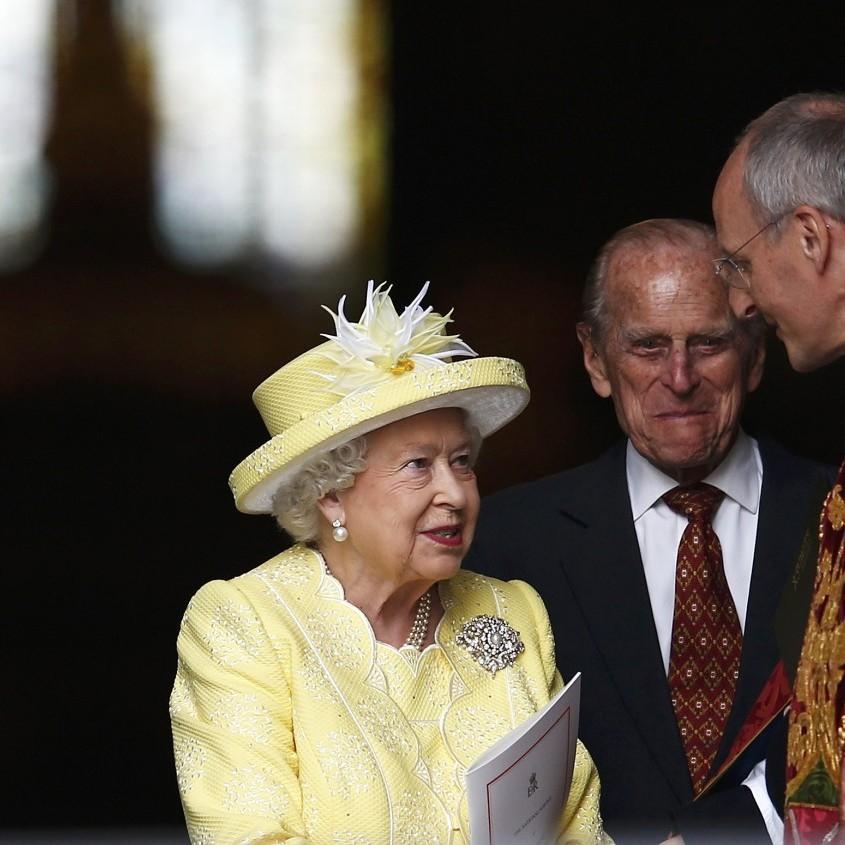 У Лондоні пройшов урочистий молебень на честь королеви Єлизавети II (ФОТО)