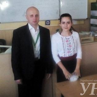 Дівчинка з Маріуполя представила в ЄС авторський екологічний проект