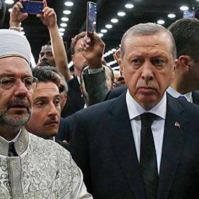 На похороні Мохаммеда Алі стався інцидент між охороною Ердогана та спецагентами США