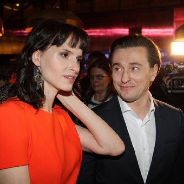 Безруков приїхав на фестиваль з вагітною дружиною (фото)