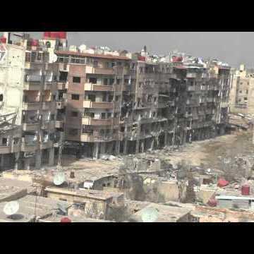 Жителі Дарайї залишились без гумдопомоги ООН через бомбардування