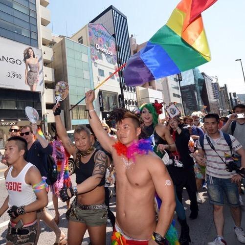 Напередодні Маршу рівності: у Сеулі гей-парад призвів до сутичок
