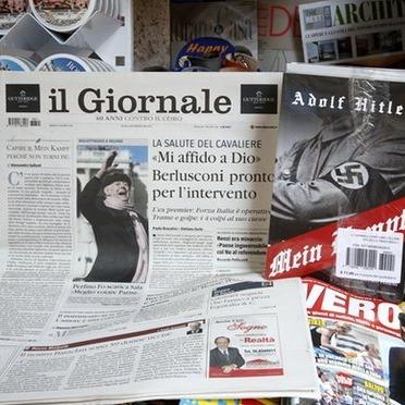 Італійська газета розповсюдила труди Гітлера