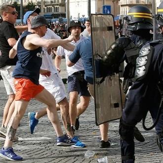 УЄФА не покарає Росію і Англію за сутички у Франції